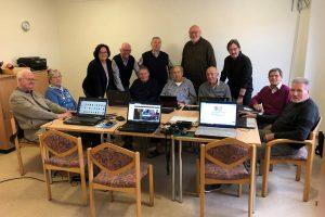 Aktion vor Ort: Andrea Stullich (CDU) besucht Mehrgenerationenhaus in Saerbeck