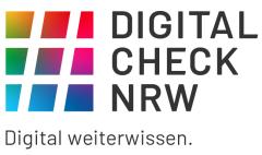 Logo #DigitalCheckNRW