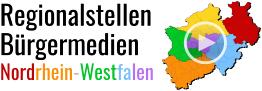 Logo Regionalstellen Bürgermedien Nordrhein-Westfalen
